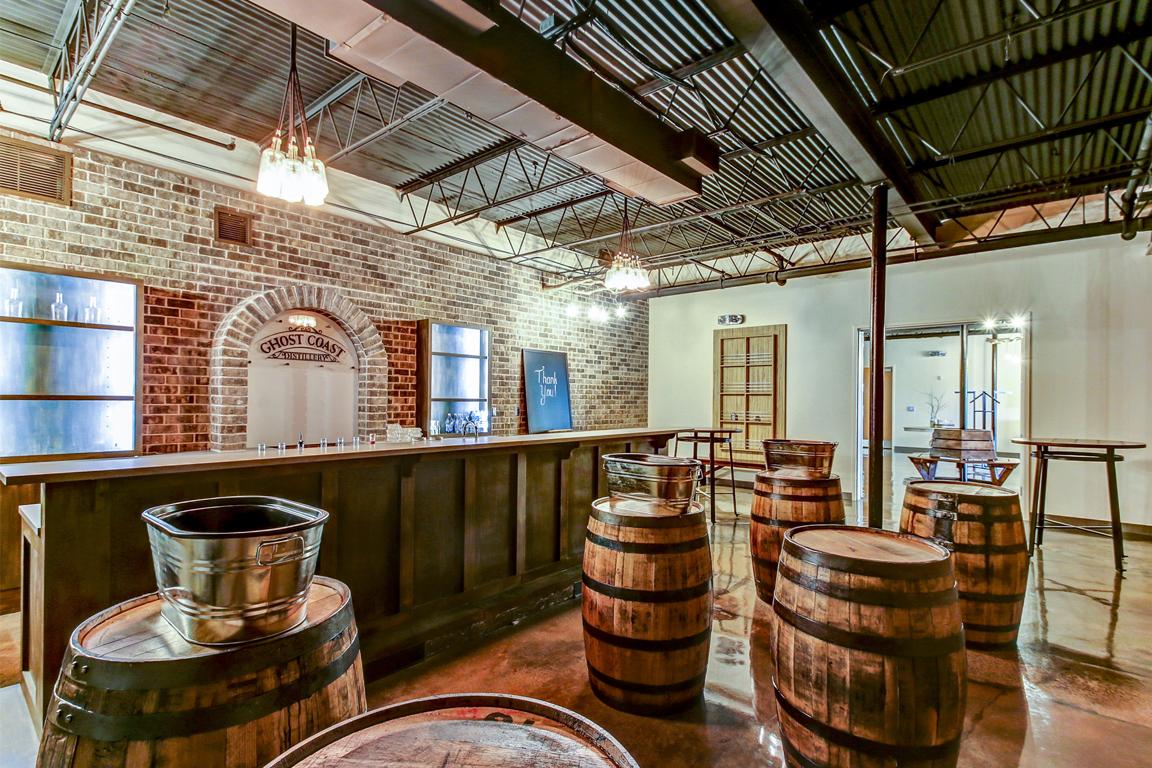 Ghost Coast Distillery - Felder & Associates - Savannah, GA
