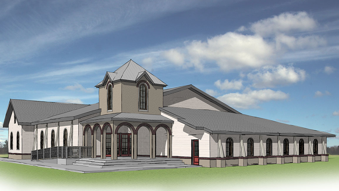 St. Andrews Parish Hall - Felder and Associates - Savannah, GA