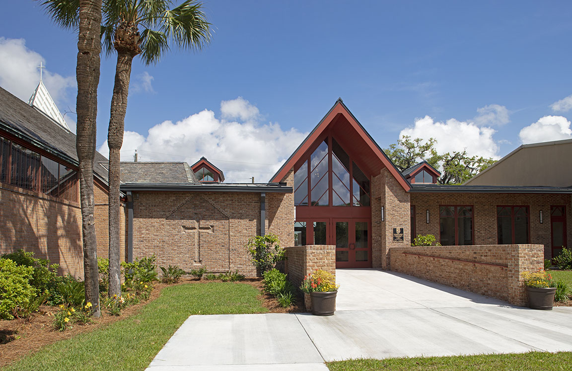 St. Francis Xavier - Felder And Associates - Savannah, GA